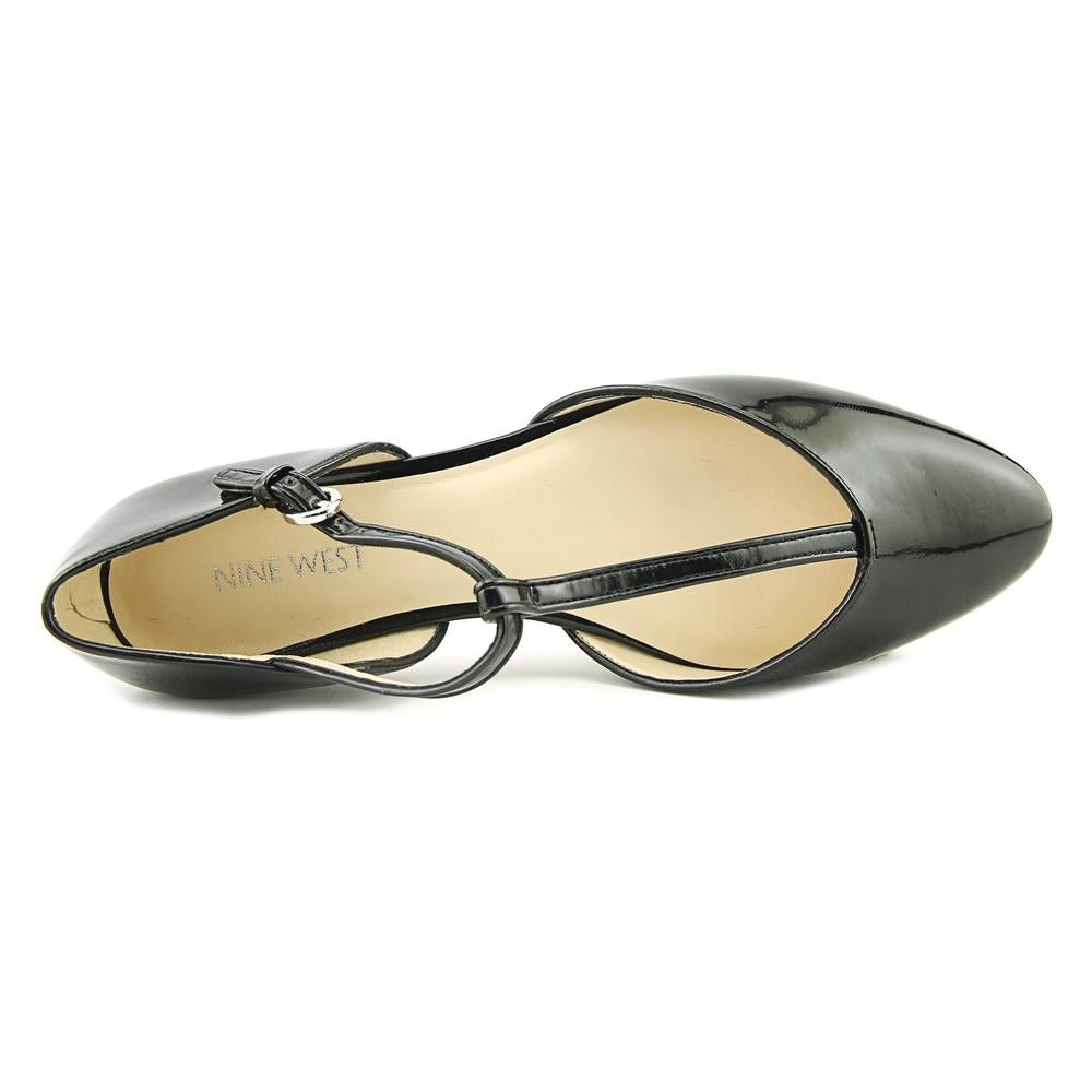 9366cf2917f5e5 Shop Nine West Zenda Women Black Flats - Free Shipping On Orders Over  45 -  Overstock.com - 18597611