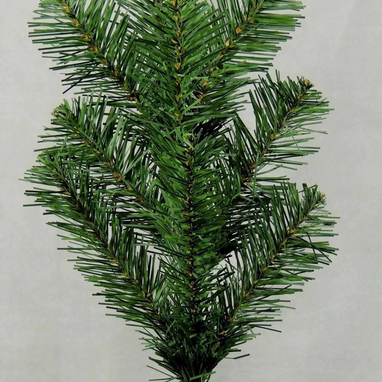 Shop One Dozen, 17 Inch Artificial Green Norway Pine Spray 9 ...