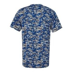 d1a4c4d5c218 Shop Augusta Sportswear Digi Camo Wicking T-Shirt - Royal Digi - XL - Free  Shipping On Orders Over $45 - Overstock - 16216059