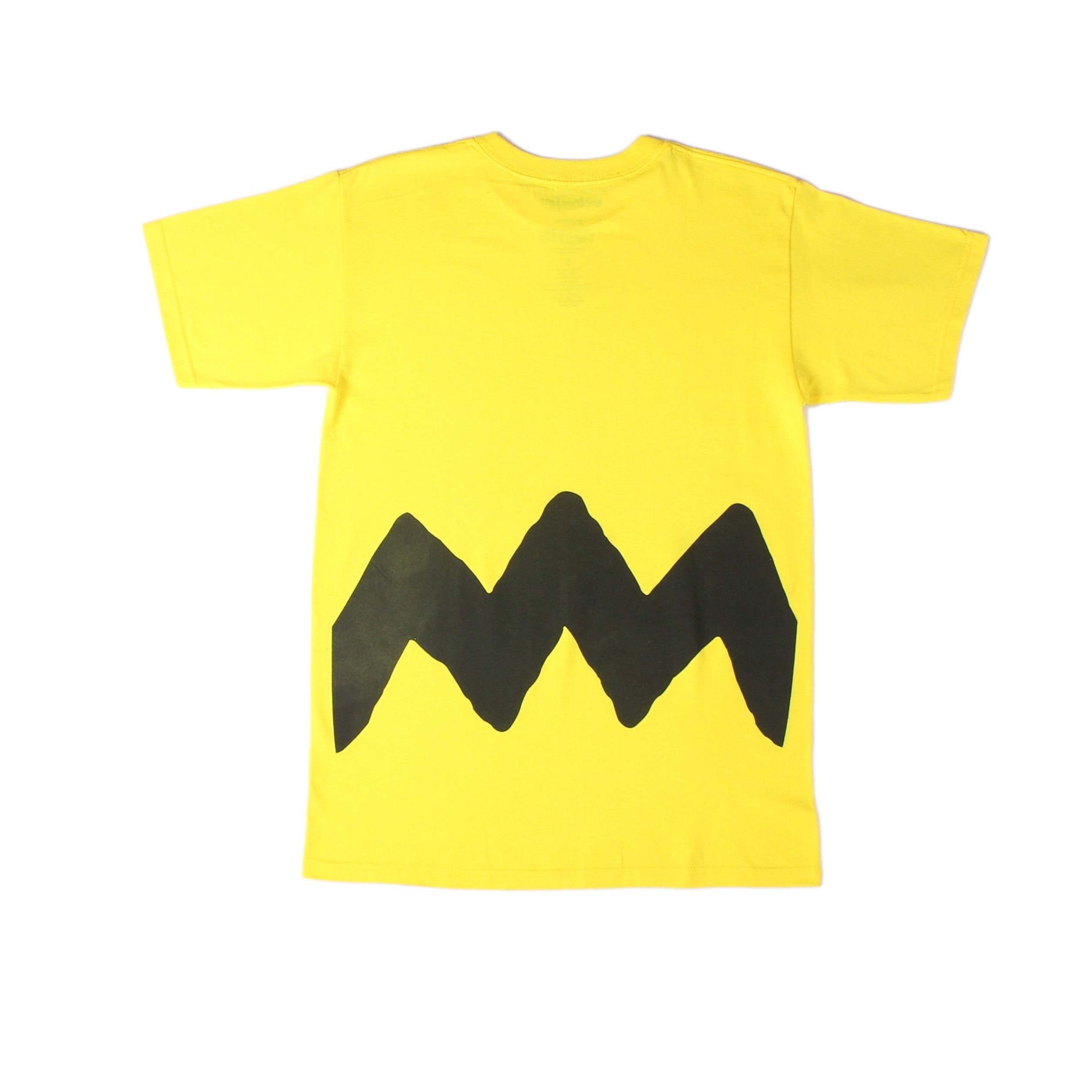 e4206cf138f Shop Peanuts Charlie Brown Zig Zag Costume Yellow T-shirt - Free Shipping  On Orders Over  45 - Overstock - 17746587