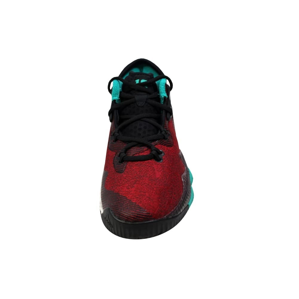 0643f94968271 Shop Adidas Crazylight Boost Low 2016 Red Black B42602 Grade-School - Free  Shipping Today - Overstock - 20617780