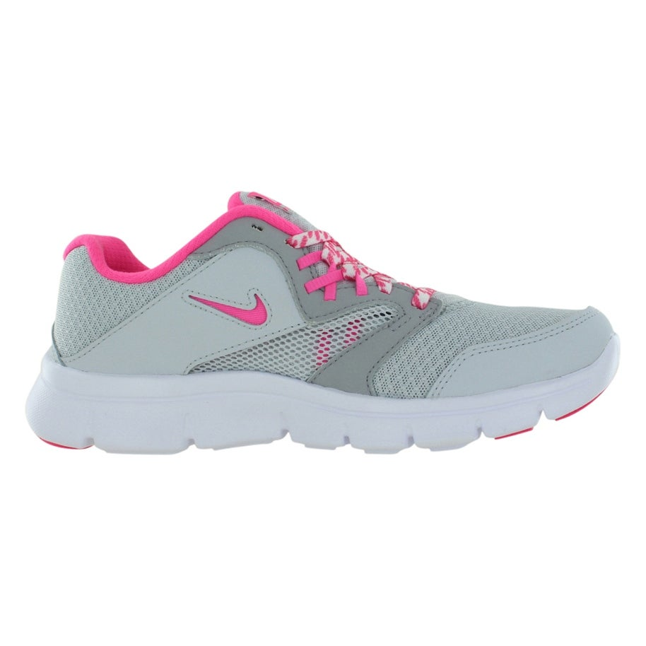 the best attitude 1e35f c2bc1 Shop Nike Flex Experience 3 Gs Running Junior s Shoes - Free Shipping Today  - Overstock - 22253020