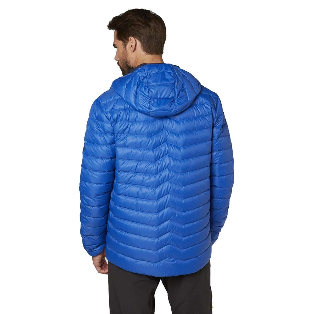9605c201109 Shop Helly Hansen 2018 Men's Verglas Hooded Down Insulator Jacket - 62773 -  Free Shipping Today - Overstock - 20164565