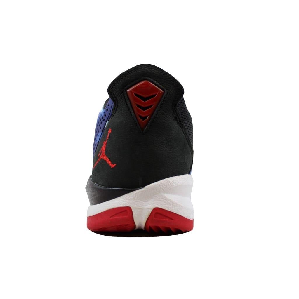 293663bda22751 Shop Nike Men s Air Jordan CP3 VII 7 Black Sport Red-Chambray Blue-Game  Royal616805-012 - Free Shipping Today - Overstock - 22340212