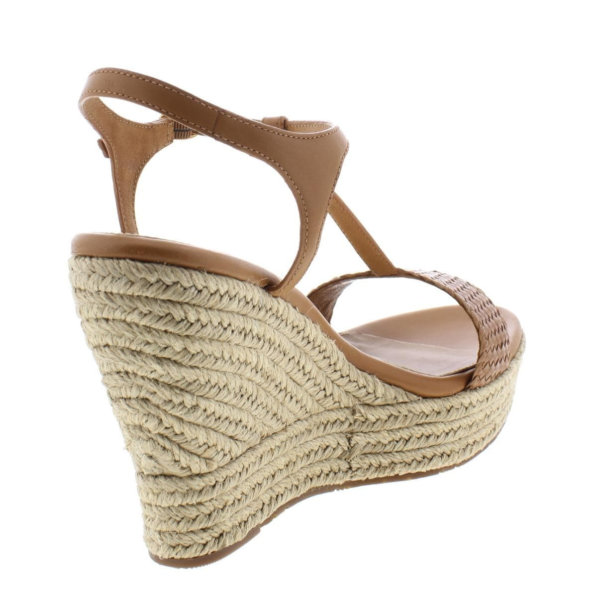 1b7ecf42bbf Ugg Womens Fitchie II Espadrilles Leather Sandals
