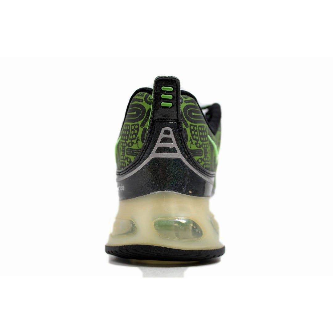 low priced 0c9f8 56576 Shop Nike Air Max 360 Rejuvenation Black Green Bean-White 313520-031 Men s  - On Sale - Free Shipping Today - Overstock - 20139454
