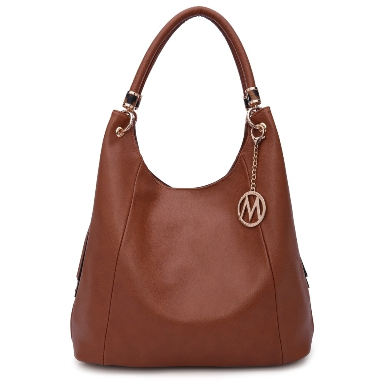58a0958662b8 Shop MKF Collection April Designer Hobo Shoulder bag by Mia K Farrow - Free  Shipping Today - Overstock.com - 23488081