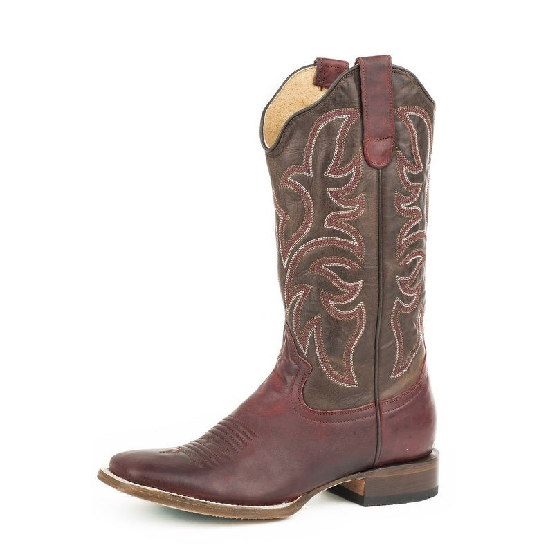 5aaf79dcdbd Roper Western Boots Womens Frozen 11
