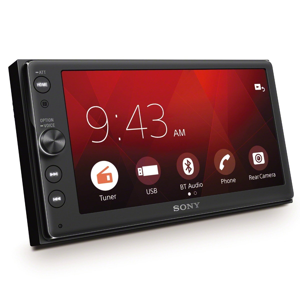 Shop Sony XAV-AX100 Digital Multimedia Touchscreen Receiver with Apple CarPlay and Android Auto - Free Shipping Today - Overstock - 20687799