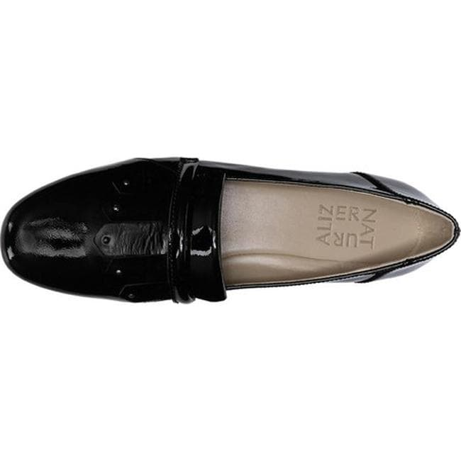 7ceff473f0c9 Shop Naturalizer Women s Ellis Loafer Black Patent Leather - On Sale - Free  Shipping Today - Overstock - 25600455
