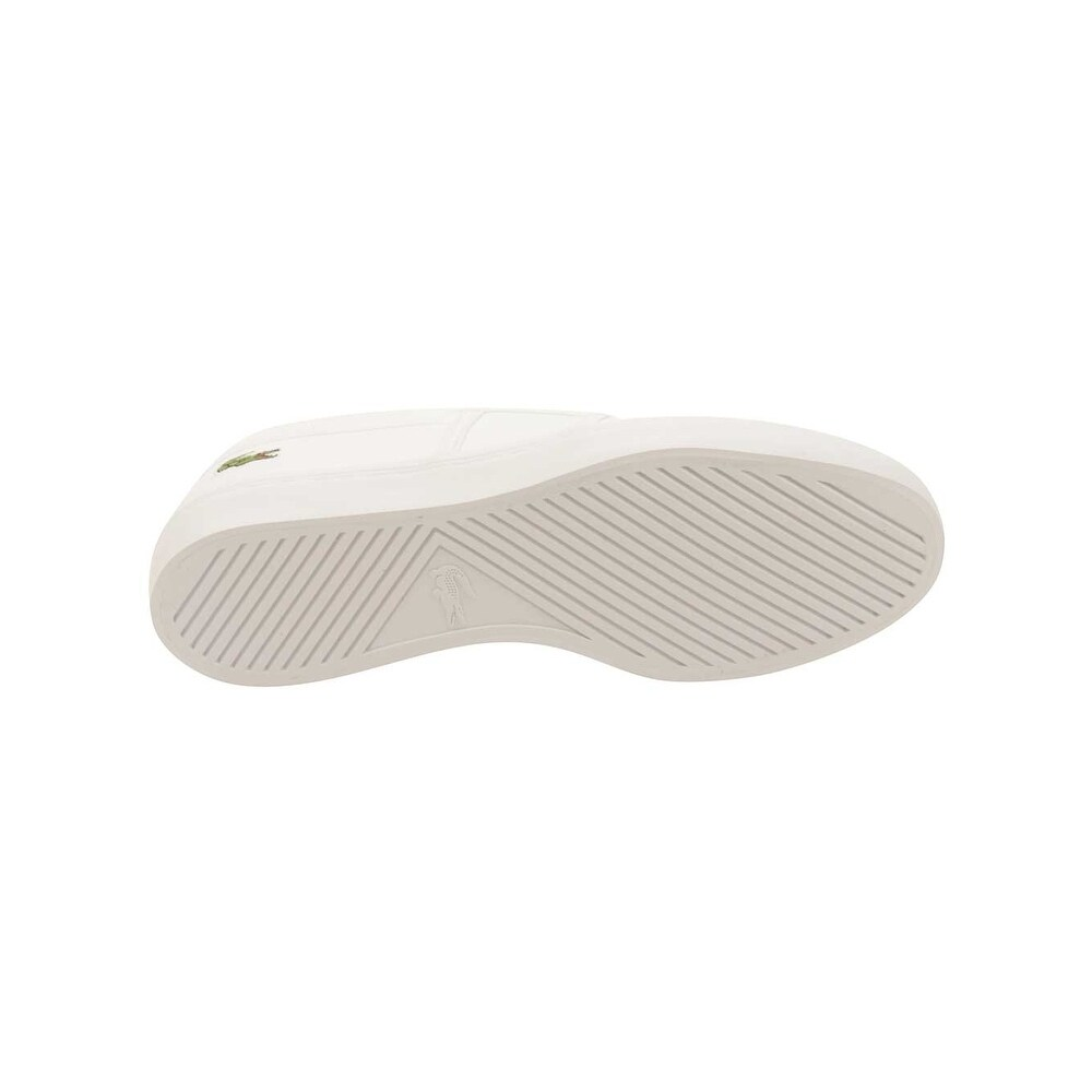acf17671ac9a48 Shop Lacoste Womens Gazon BL 1 Sneakers in White - Free Shipping Today -  Overstock - 16069535
