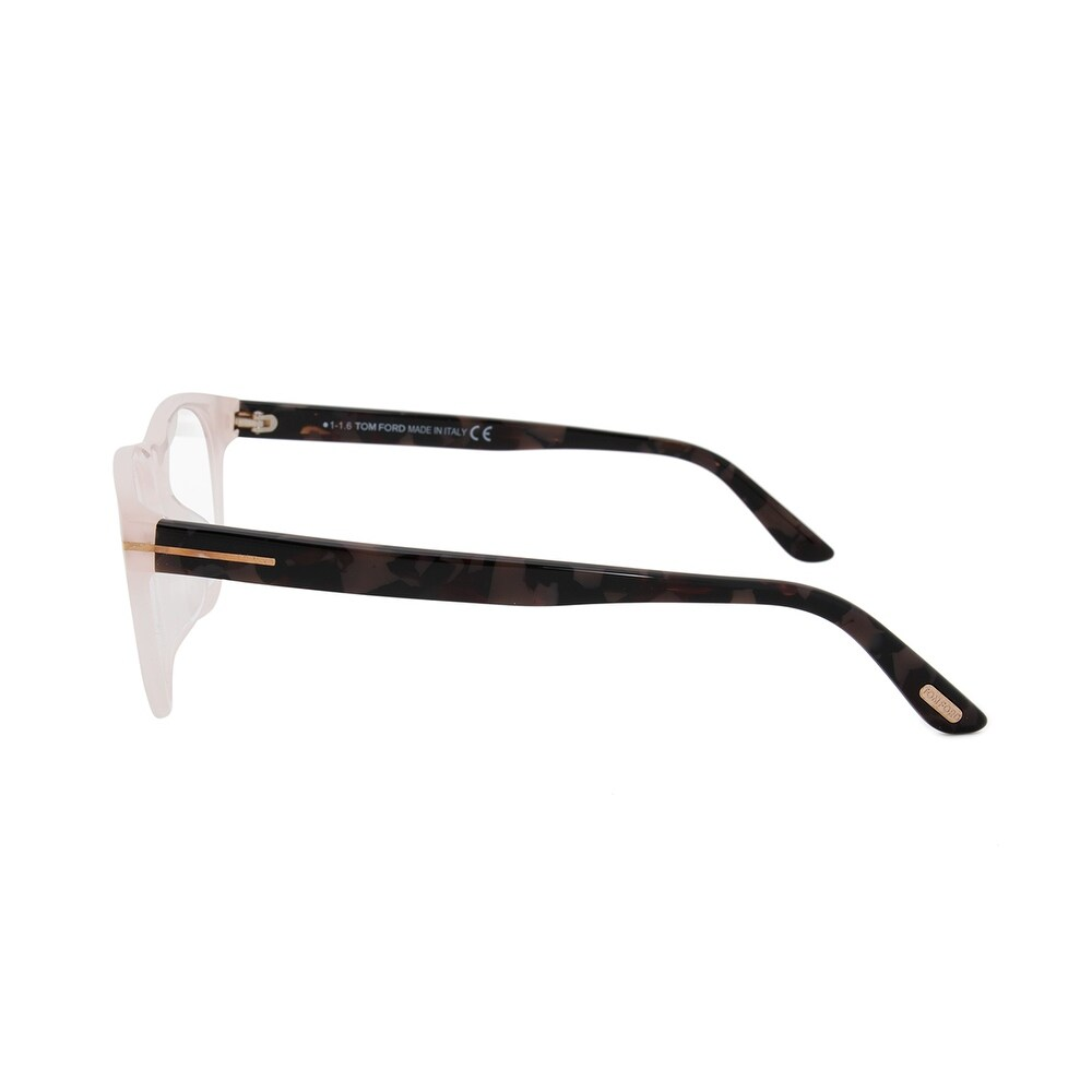 a1983d53ac7 Shop Tom Ford Round Eyeglasses FT5426 F 072 49 - Free Shipping Today -  Overstock - 19623017