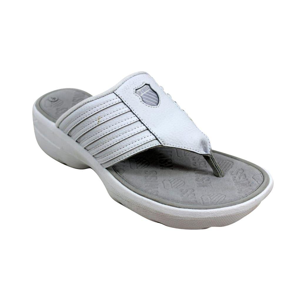 pick up 4c73a 87bfa K Swiss Adriar White/White Women's 9573101 Size 8.5 Medium