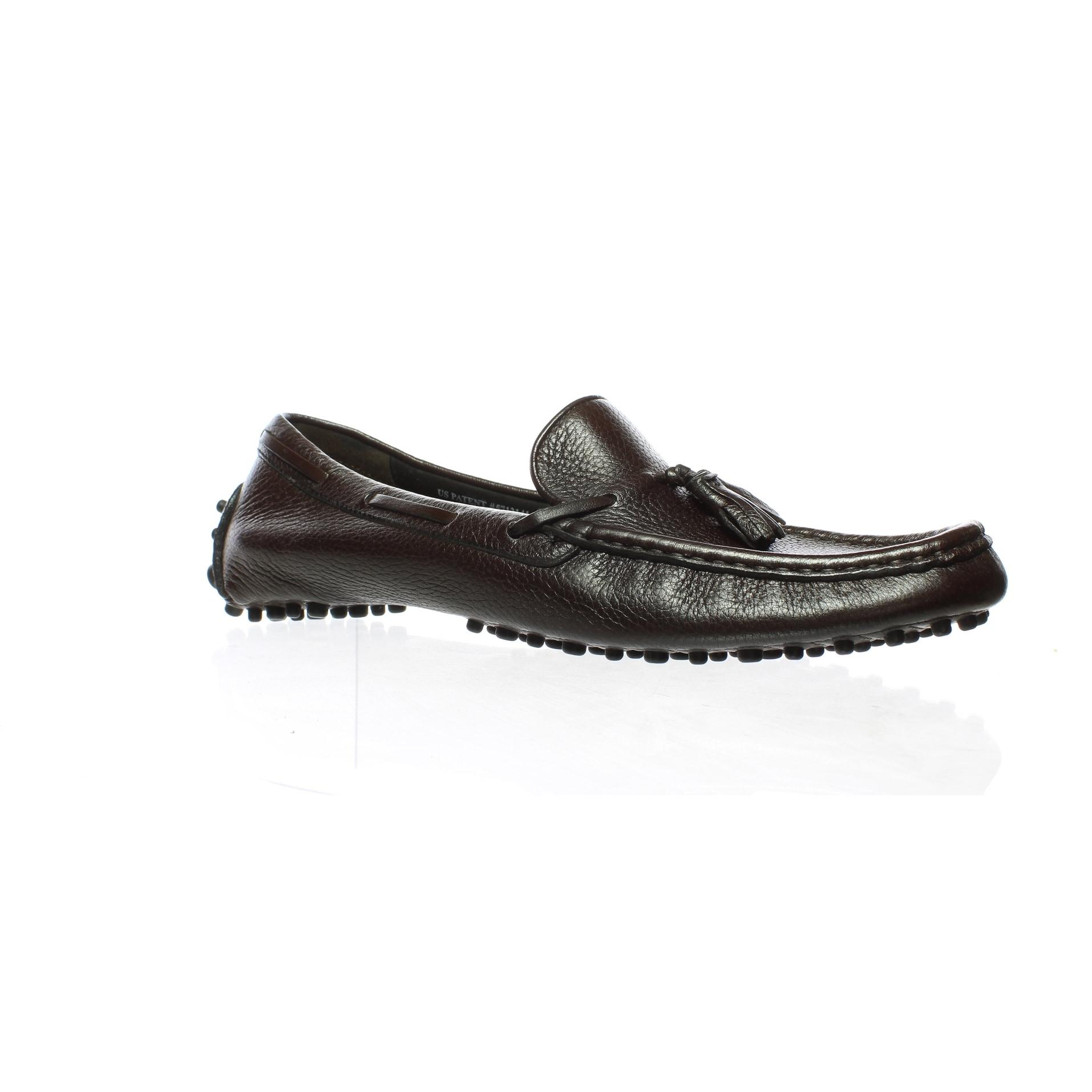 d41a51c8c Cole Haan Mens Air Lorenzo Drvr Tsl T.moro Deerskin Loafers Size 9.5