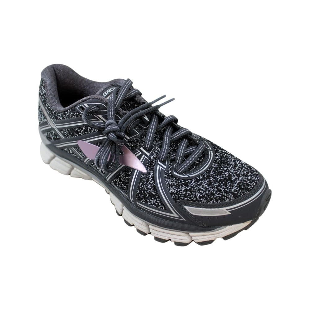 e297ecbf1c1d Shop Brooks Adrenaline GTS 17 Metallic Charcoal Black-Rose Gold Women s  120231 1B 026 Size 6.5 Medium - Free Shipping Today - Overstock - 27640691
