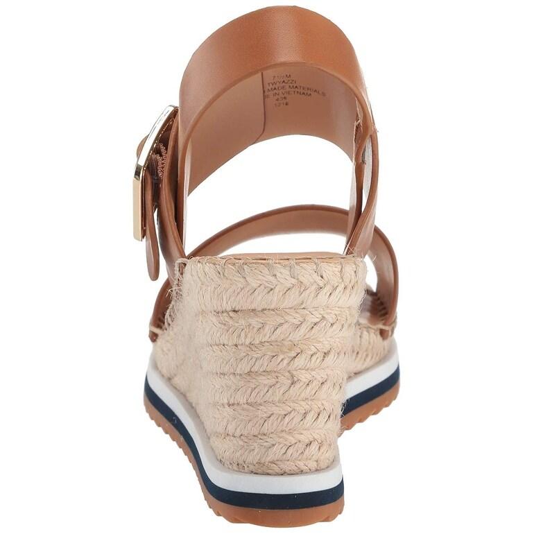 bc4ab2d1e90 Tommy Hilfiger Women's Yazzi Espadrille Wedge Sandal - 6.5