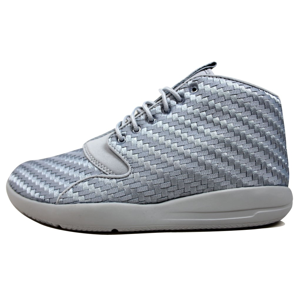 a4e1adedeaeee3 Nike Men s Air Jordan Eclipse Chukka Wolf Grey White-Black 881453-003