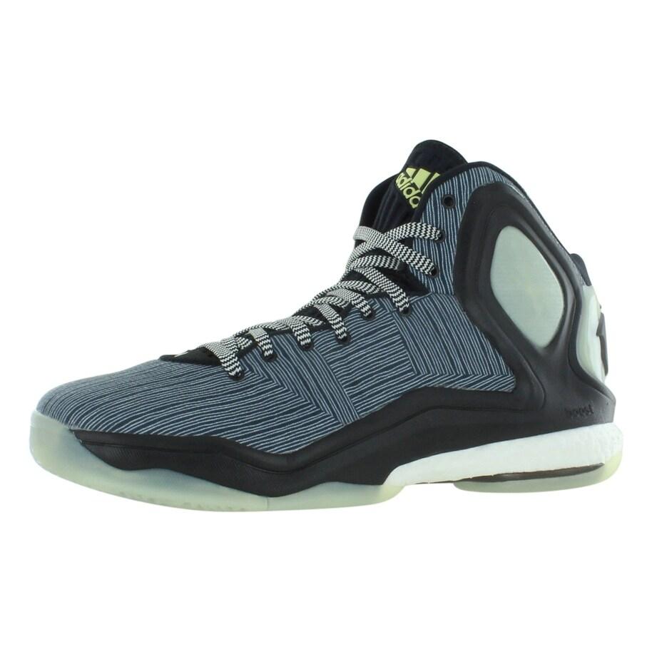 more photos 411ae e12f1 Adidas D Derrick Rose 5 Boost Basketball Mens Shoes