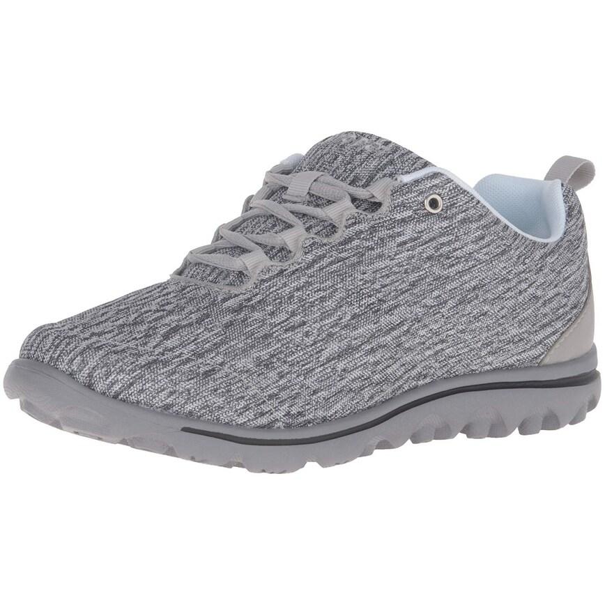 374b793e060e Shop Propét Womens Travelactiv Woven Low Top Lace Up Running Sneaker ...