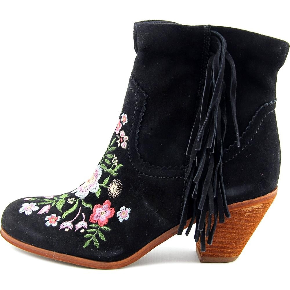 0c85362d7883 Shop Sam Edelman Letti Black Boots - Free Shipping On Orders Over  45 -  Overstock - 13996539