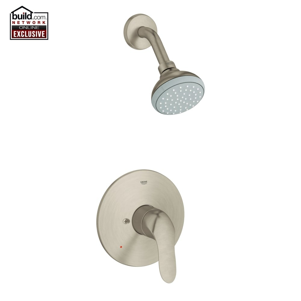 Shop Grohe 35 048 Agira Shower Trim Package with Multi-Function ...