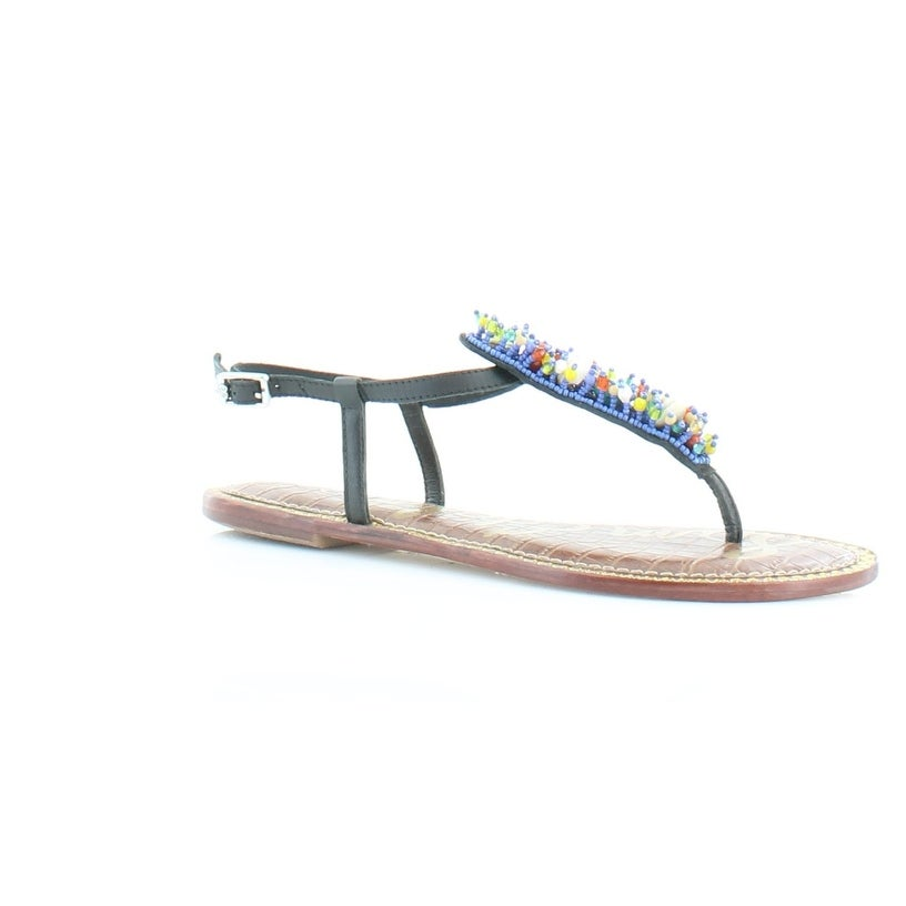 de6ff2e7c Shop Sam Edelman Gabrielle Women s Sandals Black - 9 - Free Shipping On  Orders Over  45 - - 21655470