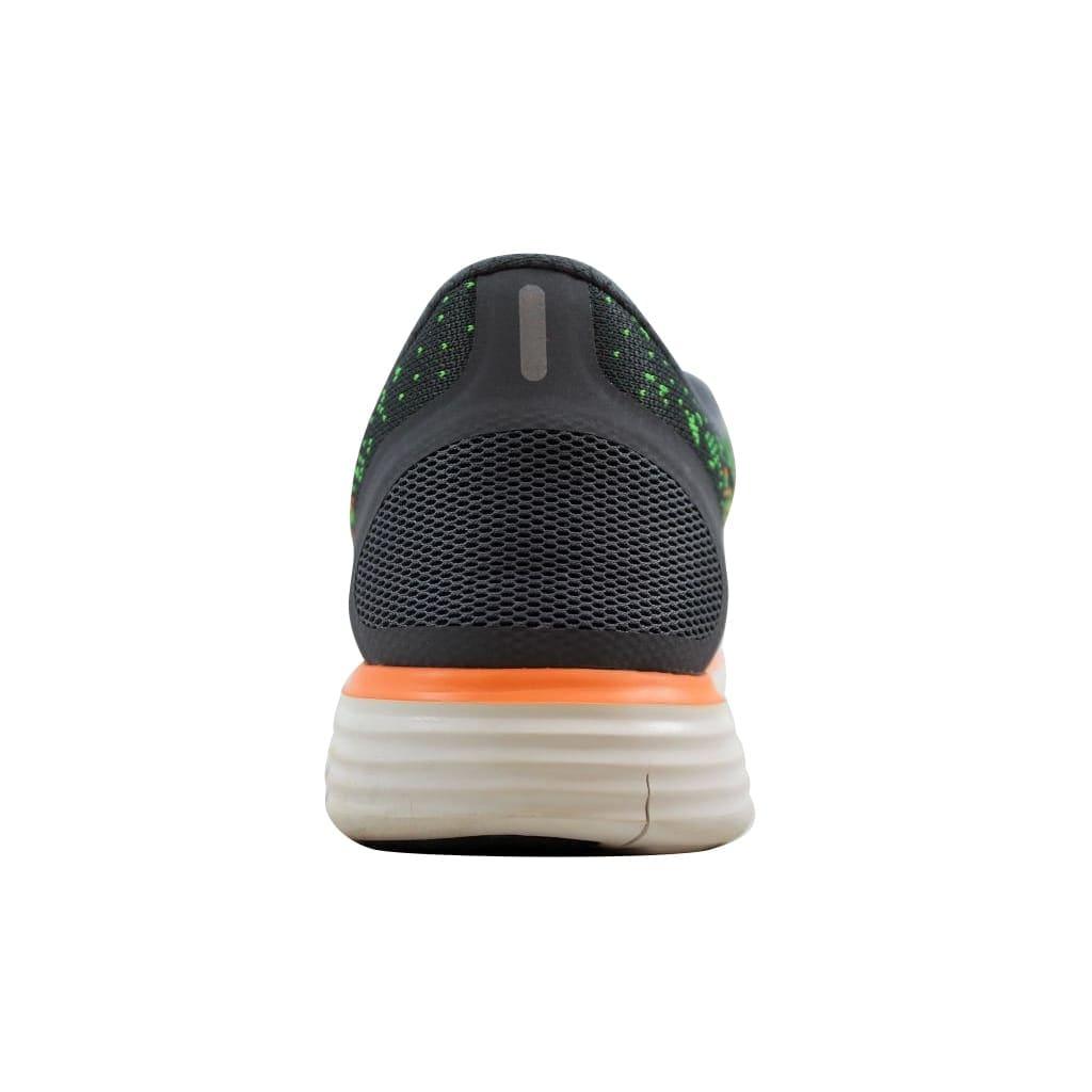 ebc51f73daf0 ... Shop Nike Men s Free Run Distance Wolf Grey Black-Green-Atomic Orange  827115 ...