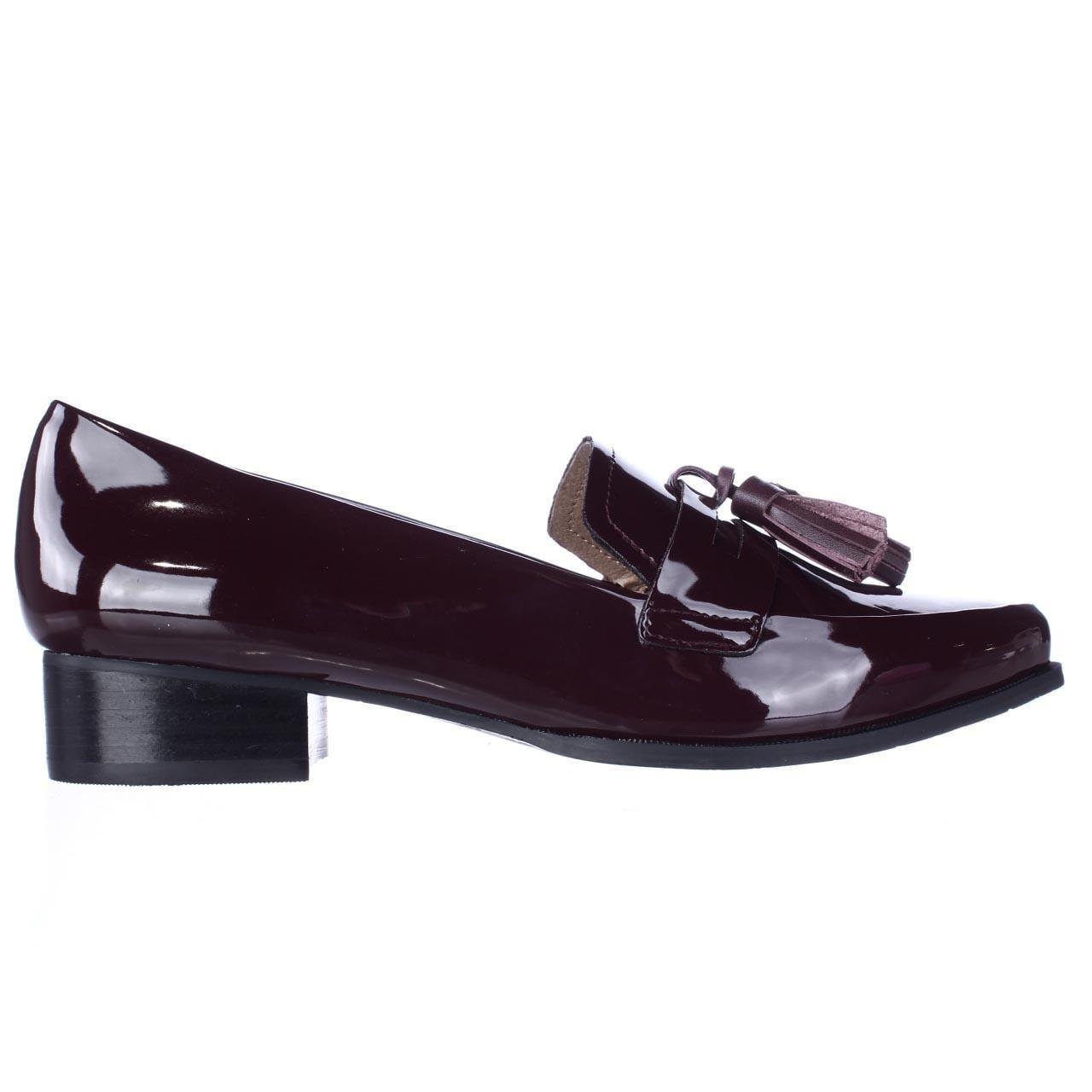 afc8bddc752 Shop Tahari Looker Tassel Penny Loafers