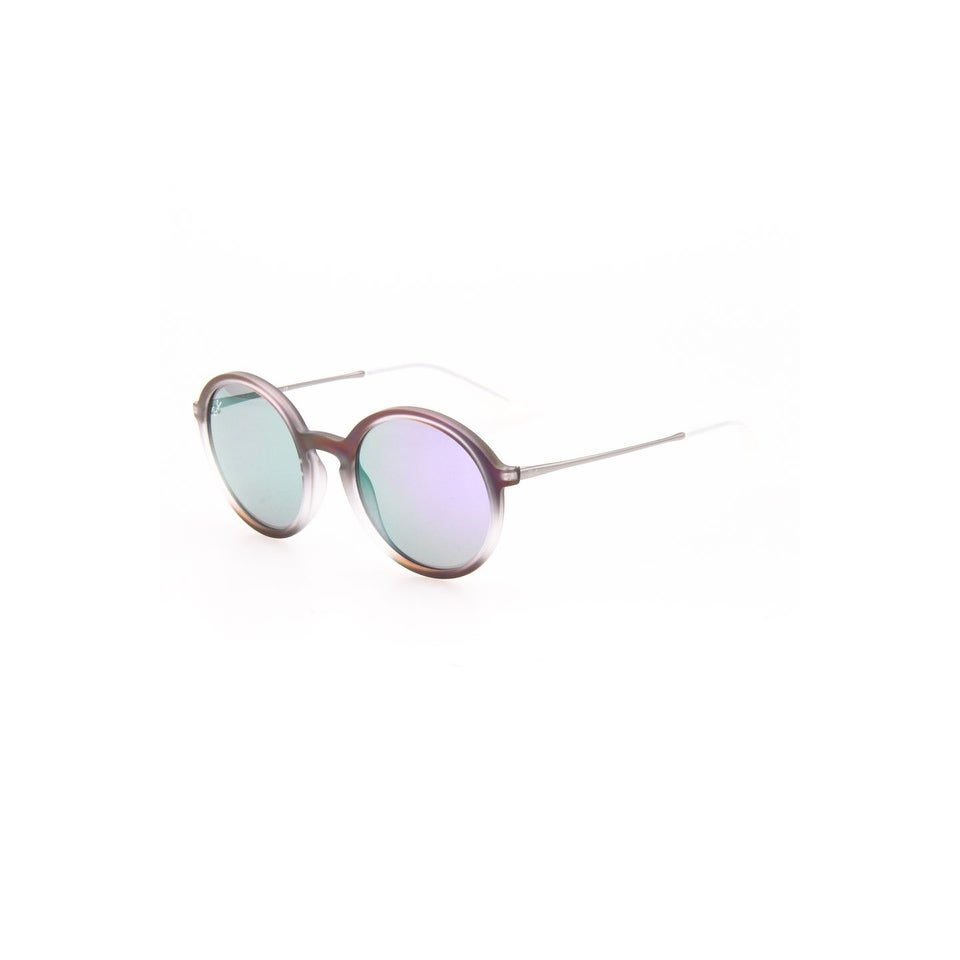 429c5d6d53 Shop Ray-Ban Unisex Sunglasses In Lily Violet Rubber - Lily Violet Rubber - One  Size - Free Shipping Today - Overstock - 26301207