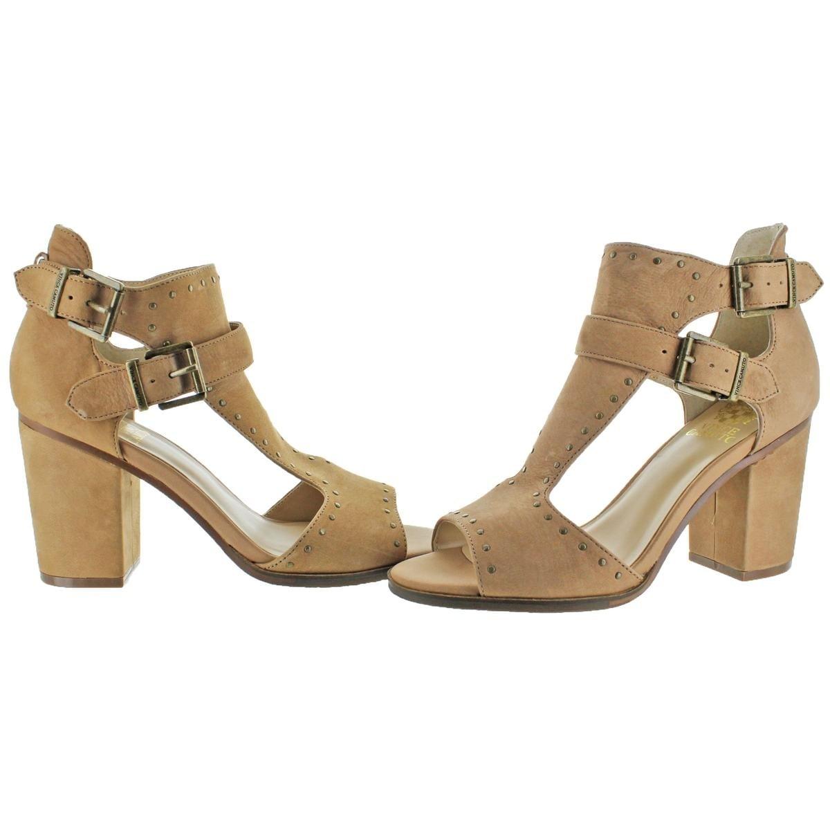 1be89ecdca4 Shop Vince Camuto Womens Jatola Heels Open Toe Block Heel - Free Shipping  On Orders Over  45 - Overstock - 20996980