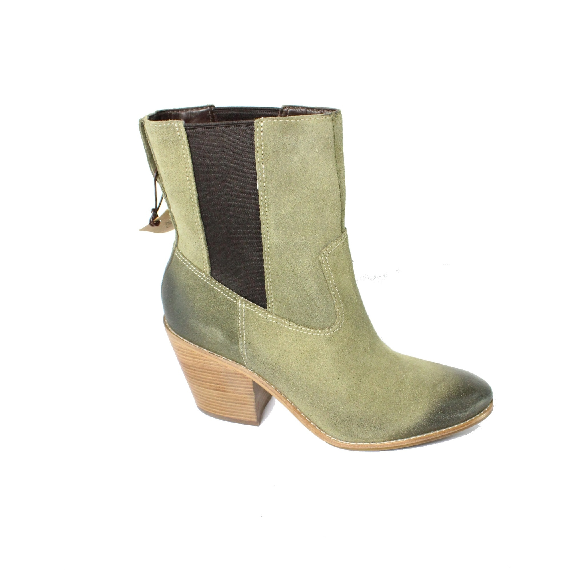 Cole Haan NEW Green Graham Short Shoes 10M Ankle Leather Boots - Free  Shipping Today - Overstock.com - 25771243
