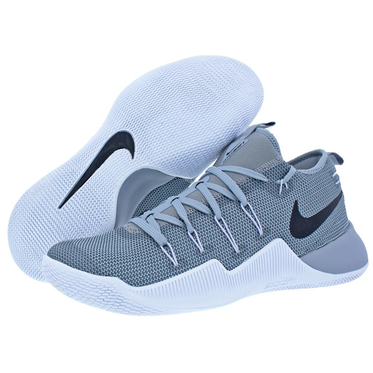 d7f0255c2a2 Shop Nike Mens Hypershift TB PROMO Basketball Shoes Mid Top Nike Zoom - Free  Shipping On Orders Over $45 - Overstock - 21942603