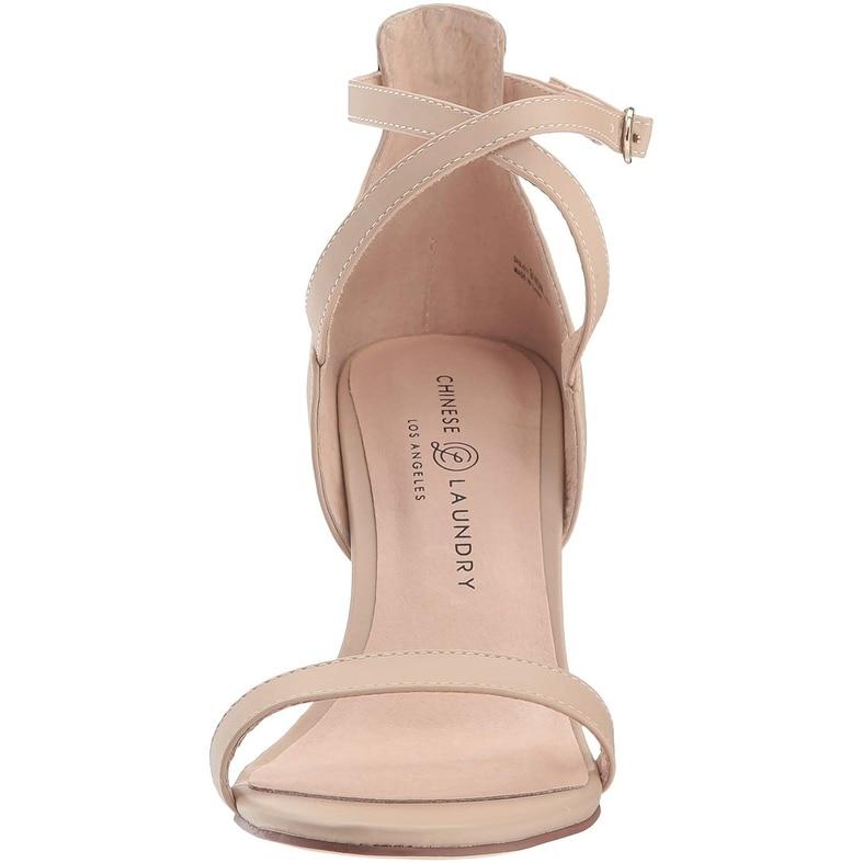 047eddb8d29 Shop Chinese Laundry Women s Sabrie Heeled Sandal