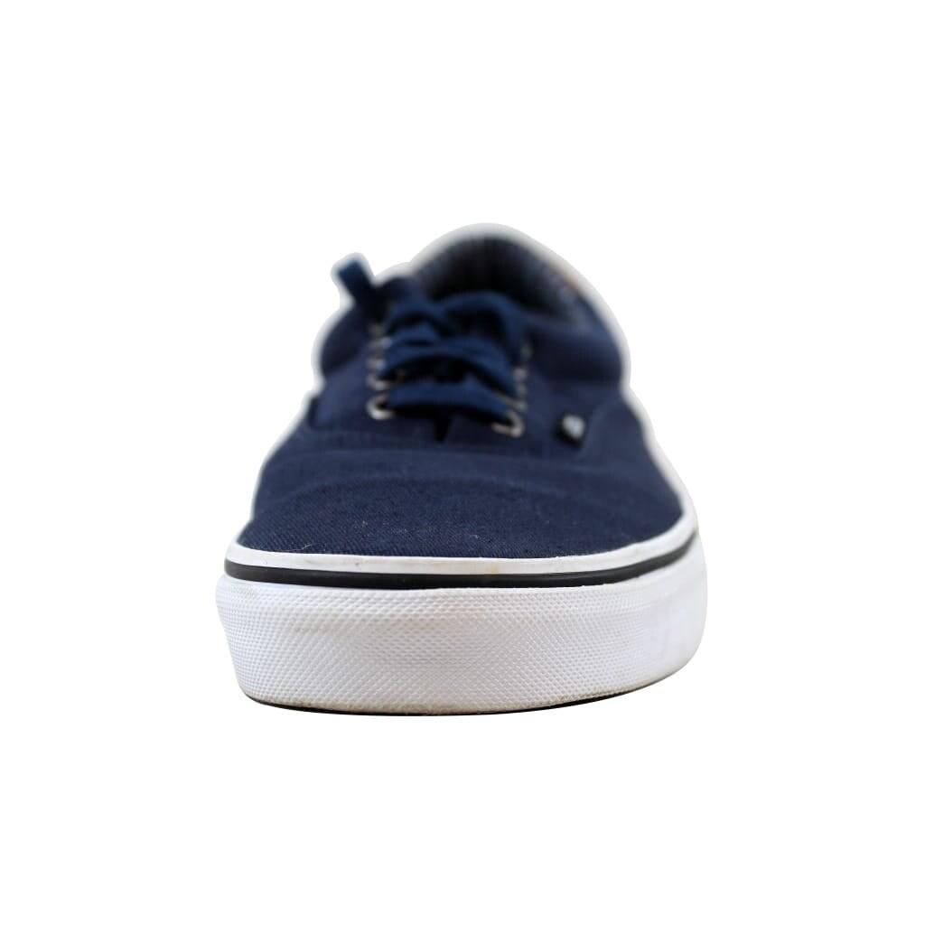 Shop Vans Men s Era 59 Navy White VN0003S4JSC Size 9 - Free Shipping On  Orders Over  45 - Overstock - 21141595 6b25e5379901