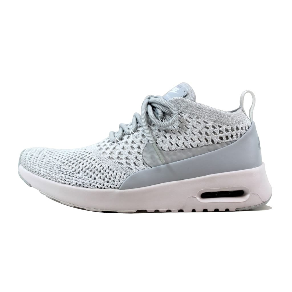 b07432f6fa3a Shop Nike Air Max Thea Ultra Flyknit Pure Platinum Pure Platinum 881175-002  Women s - On Sale - Free Shipping Today - Overstock - 21142000