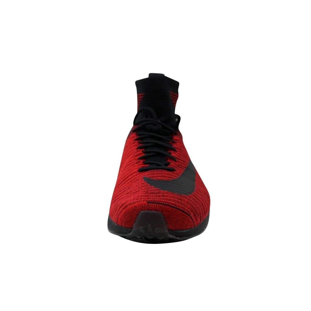 7d8057b4af3b Shop Nike Zoom Mercurial XI Flyknit FC University Red Black-Team Red 852616-600  Men s - Free Shipping Today - Overstock - 21141260