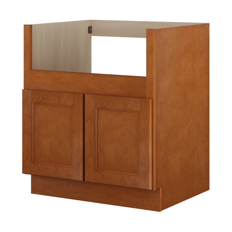 Sunny Wood Esb30fs A Ellisen 30 Wide X 34 1 2 High Double Door Base Cabinet Amber E