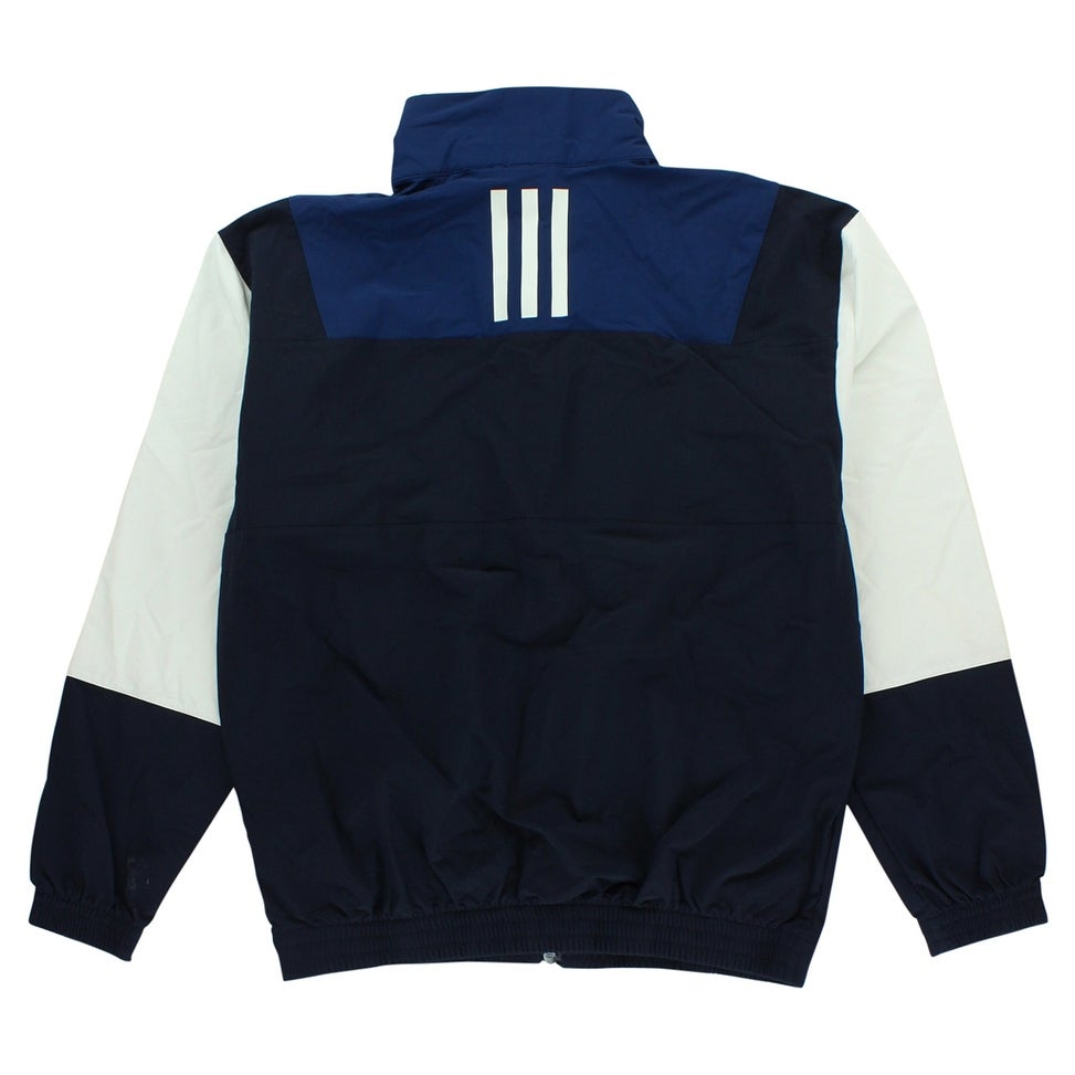 c5bfd063c782 Shop Adidas Mens Oridecon Track Jacket Navy Blue - navy blue blue white -  Free Shipping Today - Overstock - 22545084