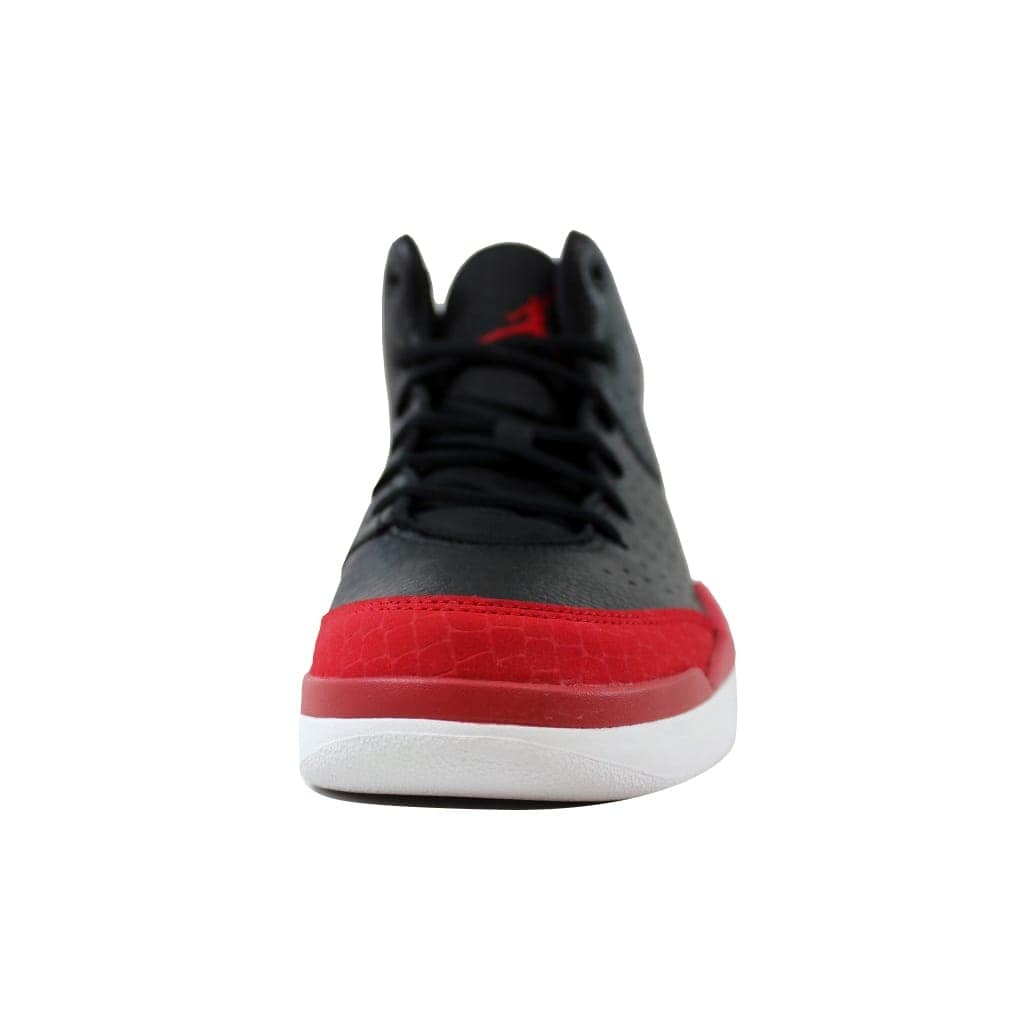 00bbb5a0ff83a3 Shop Nike Men s Air Jordan Flight Tradition Black Gym Red-White 819472-001  - Free Shipping Today - Overstock - 21893398