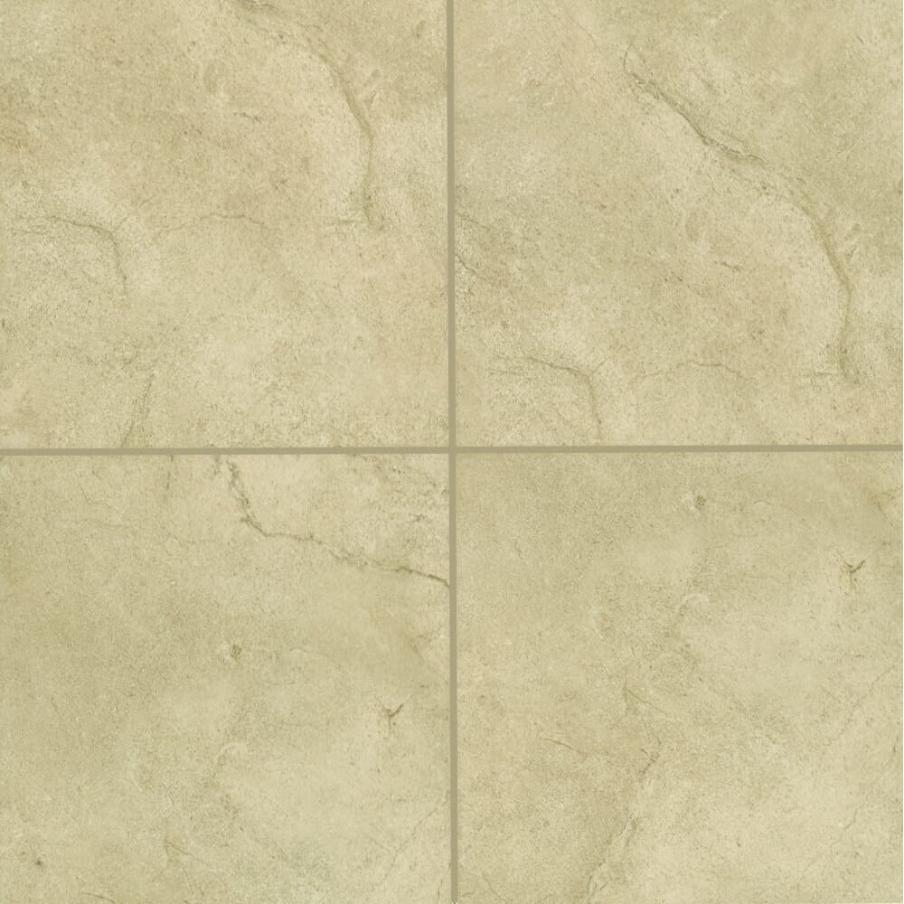 Shop Mohawk Industries 16014c Gold Ceramic Floor Tile 17 Inch X 17