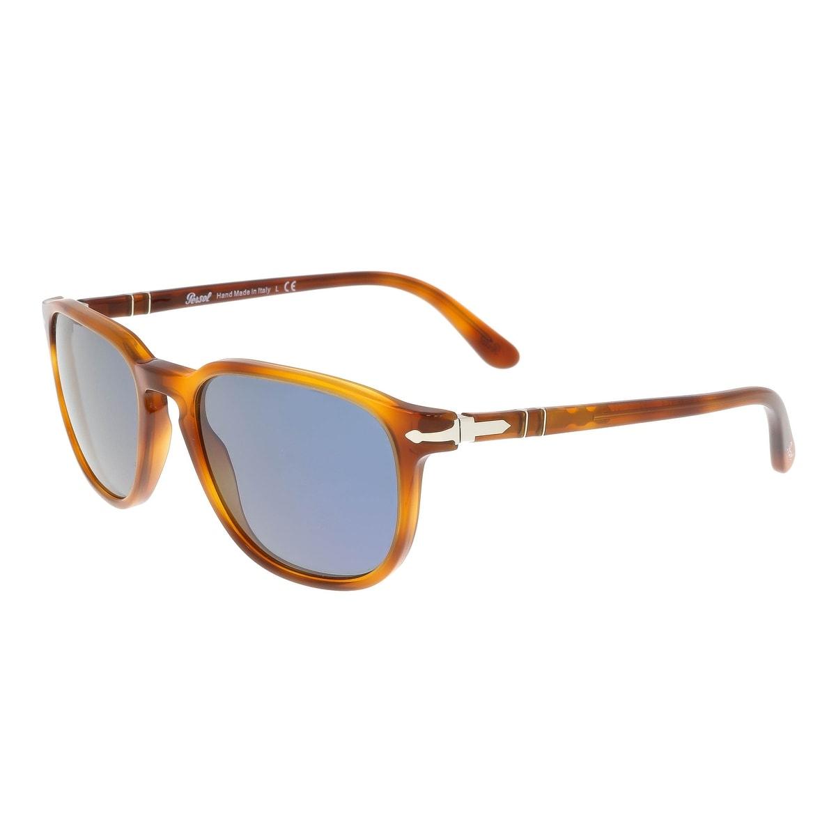 7c3a8b4555 Shop Persol PO3019S 95 56 52 Tiera Di Siena Brown Square Sunglasses - 52-18-140  - Free Shipping Today - Overstock - 17768375