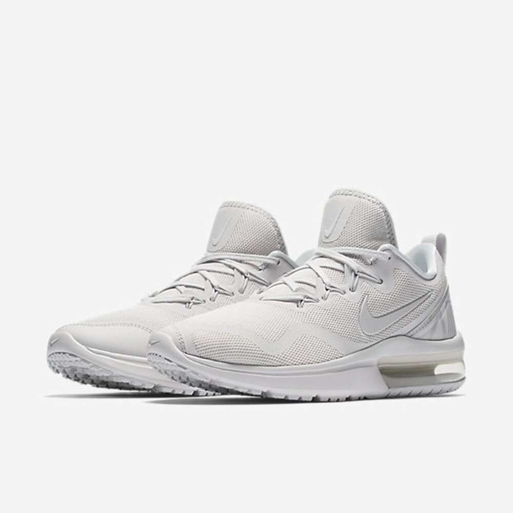 642bdb3bedb9c Nike Mens Nike Air Max Fury Fabric Low Top Lace Up Running Sneaker