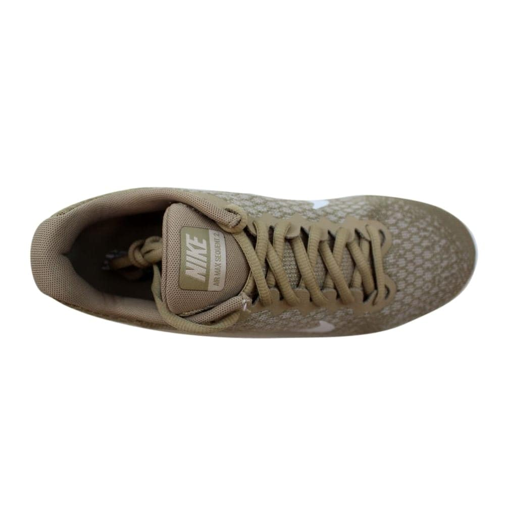 finest selection 9b792 ec4ad Shop Nike Air Max Sequent 2 KhakiWhite-String Mens 852461-200 Size 9  Medium - Free Shipping Today - Overstock - 27339729