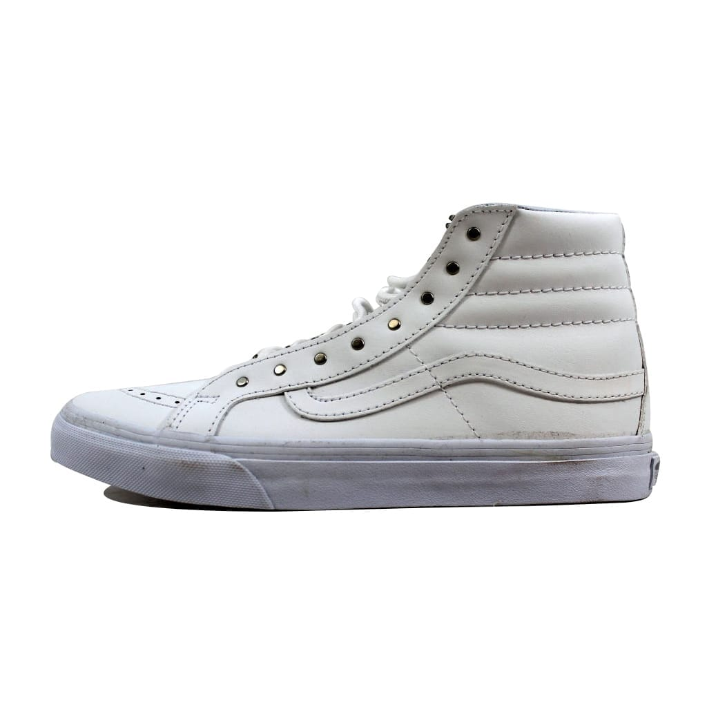 315bb42ee0 Shop Vans Men s SK8 Hi Slim Antique Silver Rivet VN00018IJV0 - Free  Shipping On Orders Over  45 - Overstock - 21892857