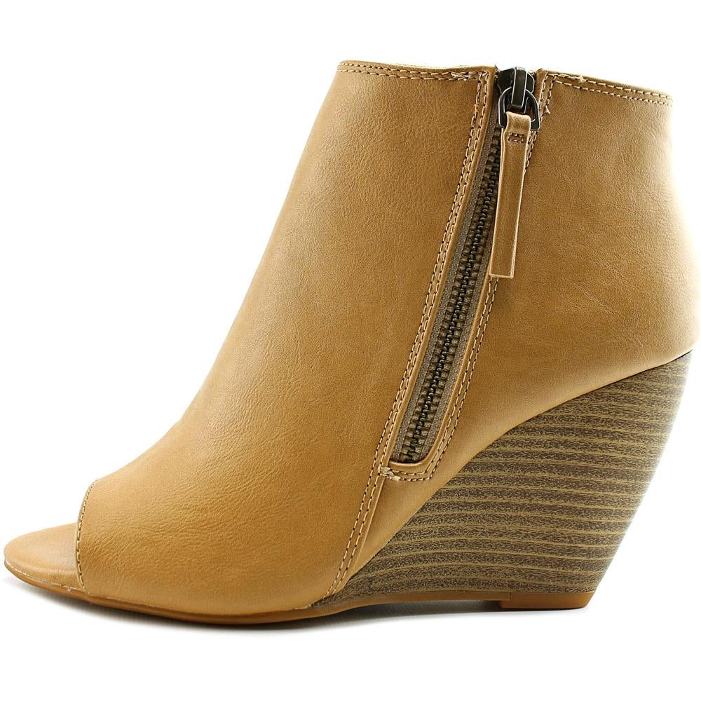 9e4da2b1c84 Shop BC Footwear Rebellion Women Open-Toe Synthetic Bootie - Free Shipping  On Orders Over  45 - Overstock.com - 15638345