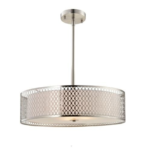 Woodbridge Lighting 16622 3 Light Large Single Pendant From The Spencer Collection Free Shipping Today 19924707