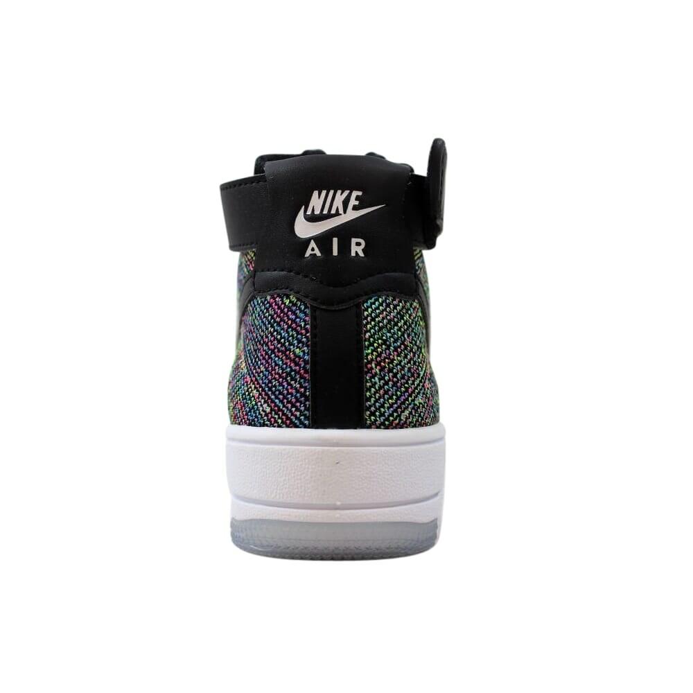 half off 731ec 7a553 Nike AF1 Ultra Flyknit Mid Pink Blast/Black-White 862824-600 Grade-School