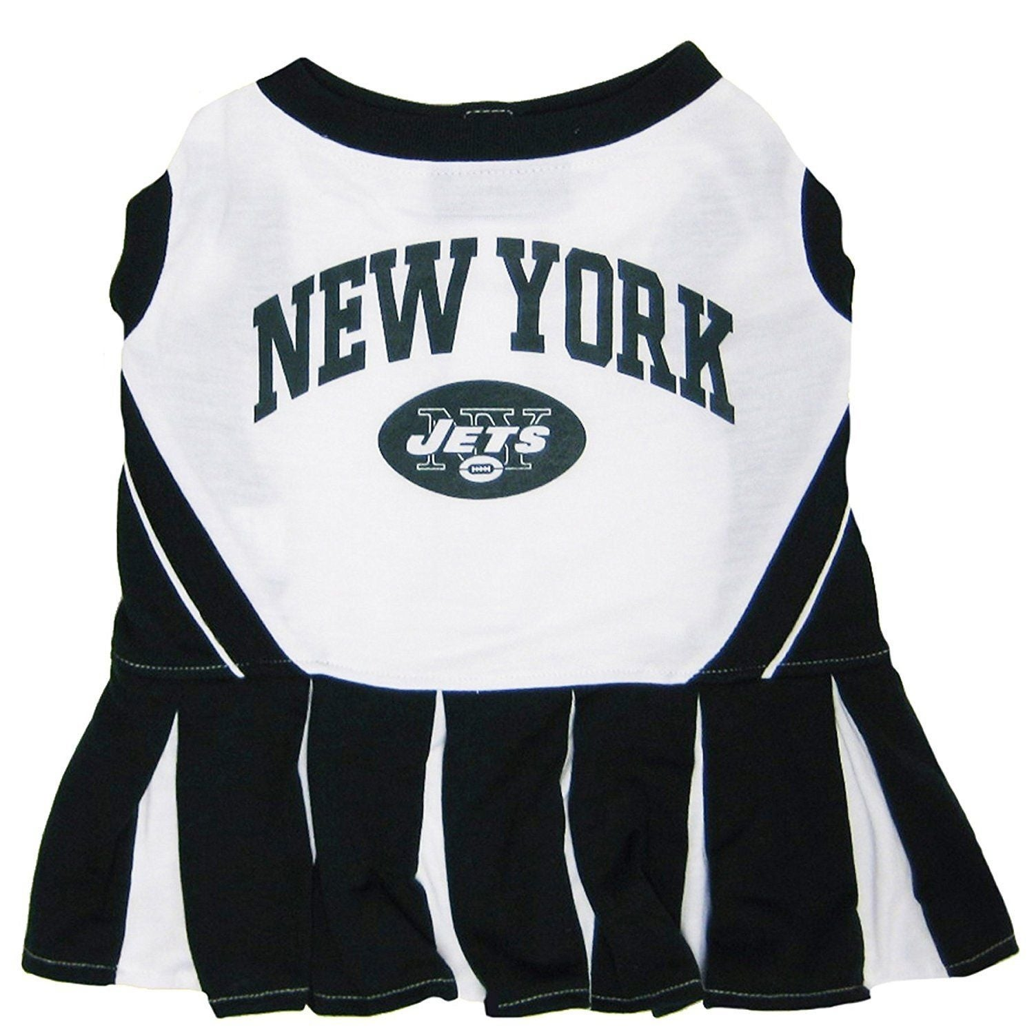 41e35c07 NFL Cheerleader Outfit for Dogs & Cats. 32 Football Teams, 3 Sizes. Licensed