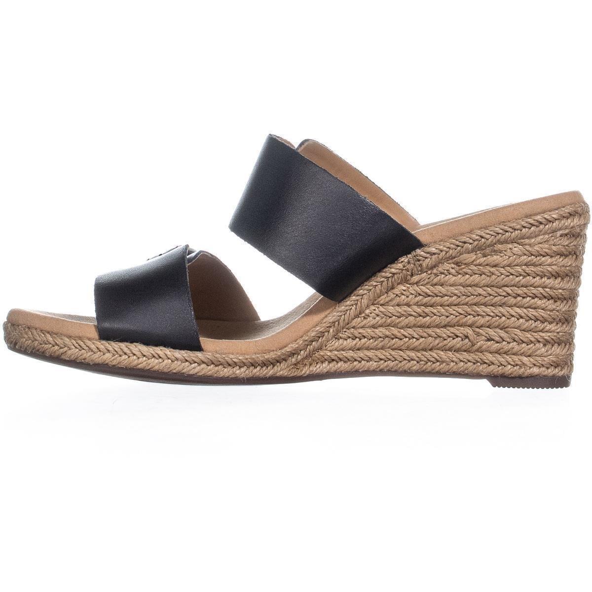 22f02e01703c Shop Clarks Lafley Devin Wedge Espadrilles Sandals
