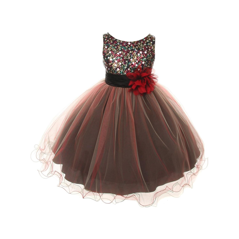 Tulle Christmas Dress
